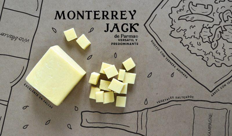 parma-quesos-para-compartir-disfrutar-debora-fadul-foodie-tour-queso-monterrey-jack-versatil-predominante-salsas-vino-risotto-ternera-ahumada-vegetales-arroz