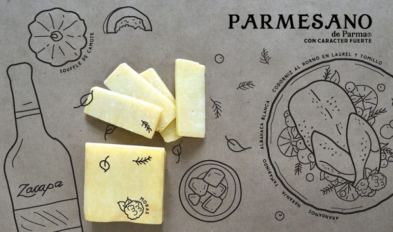 parma-quesos-para-compartir-disfrutar-debora-fadul-foodie-tour-queso-parmesano-fuerte-caracter-zacapa-souffle-camote-codorniz-tamarindo-naranja-arandanos-laurel