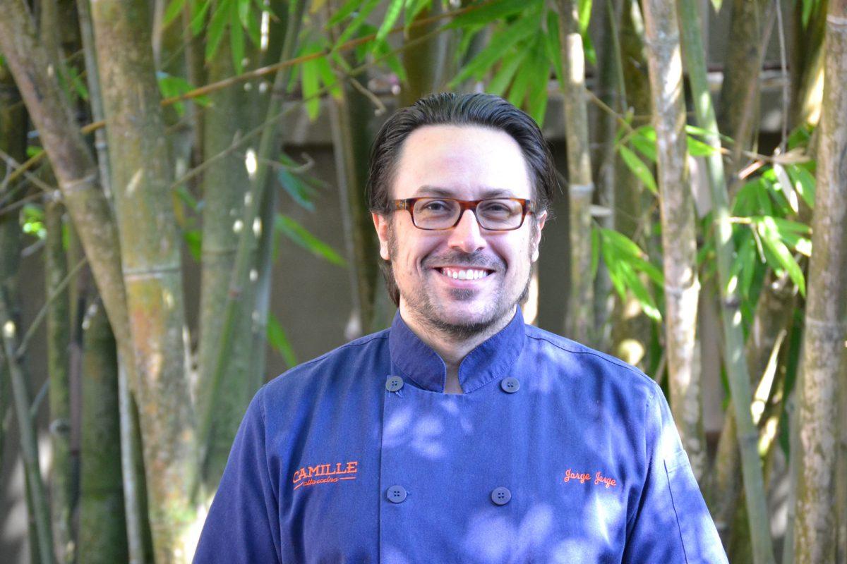 Jorge Jorge Lamport, chef de Camille