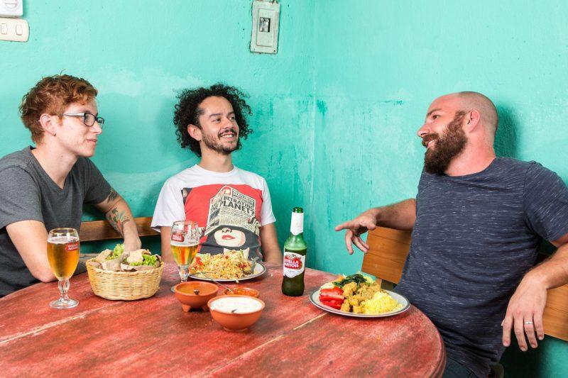 Platicando con el chef de Toko Baru, el restaurante predilecto del Chef Rodrigo Aguilar