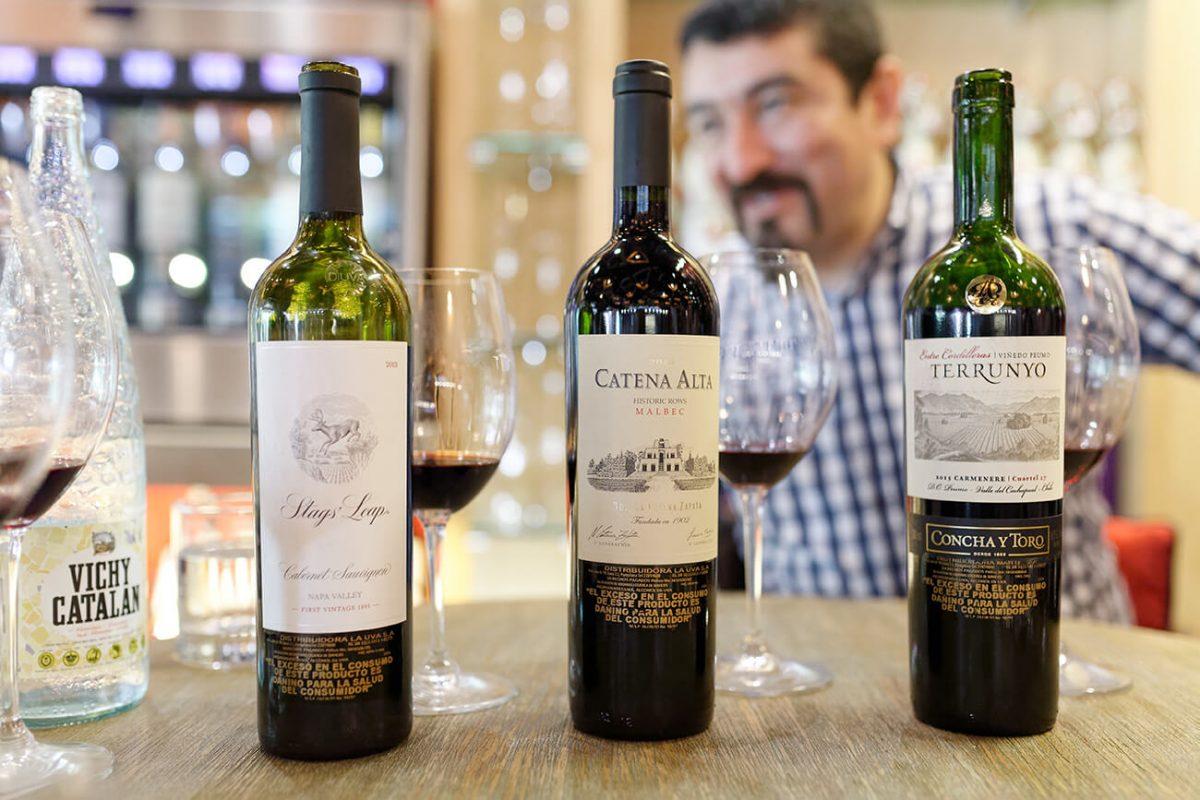 vinoteca-flights-vino-americano-experiencia-degustacion-degustar-notas-vinivultura-guatemala-mister-menu-foodie-magazine-paul-pinto-botellas