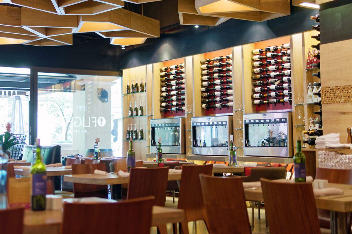 En Flights by Vinoteca la estrella es el vino