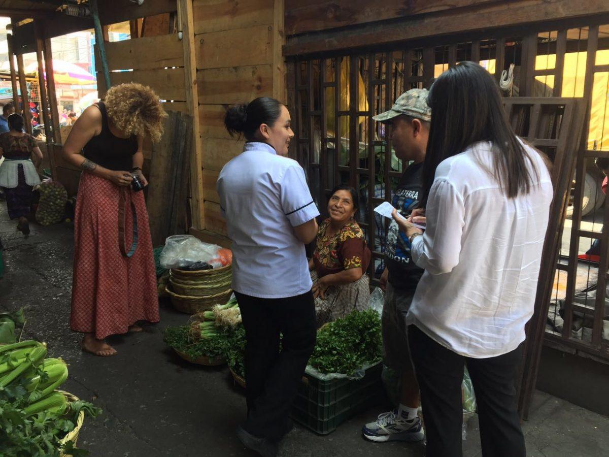 Detrás de cámara: grabación del video Hhistorias de Ceviches con la Chef Laura