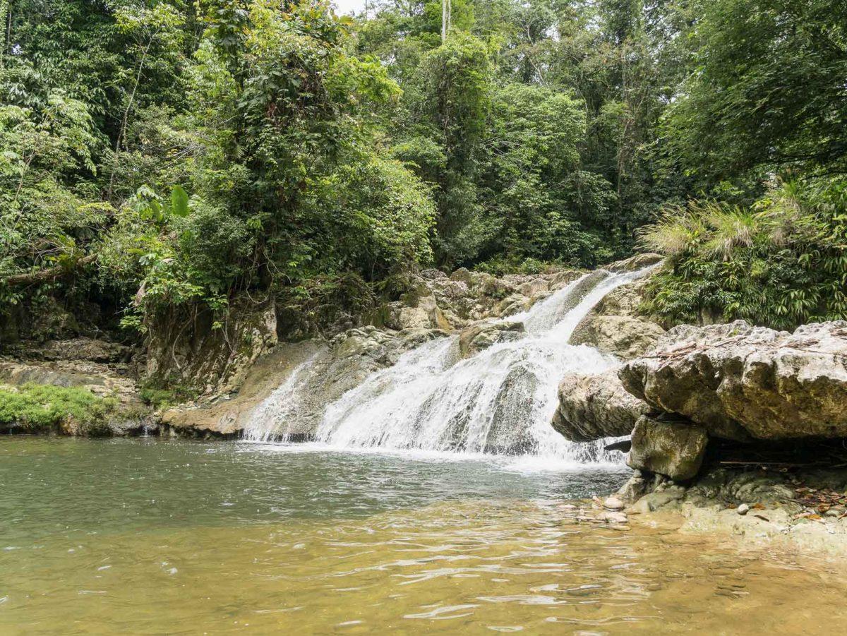 Catarata Río Lámpara