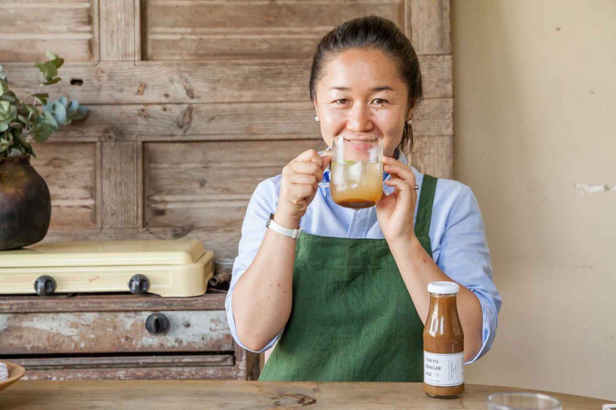 Miwa Okura, chef privada y ex propietaria del restaurante Origami