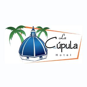 logo_Hotel La Cúpula