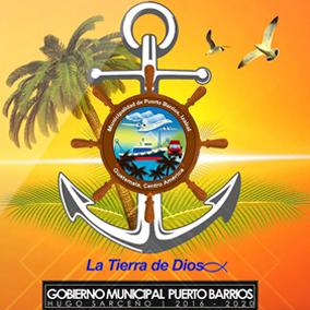 logo_Chef Norma Colman /Municipalidad de Puerto Barrios