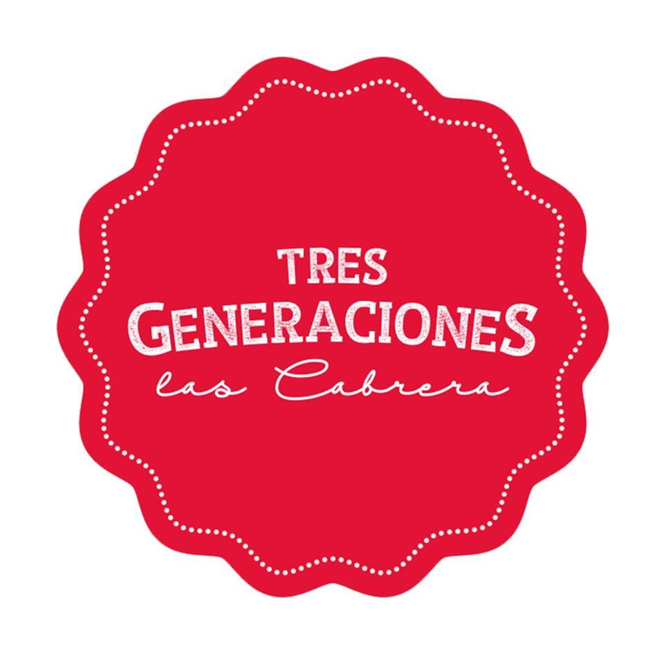 logo_Tres Generaciones: sabores de nostalgia