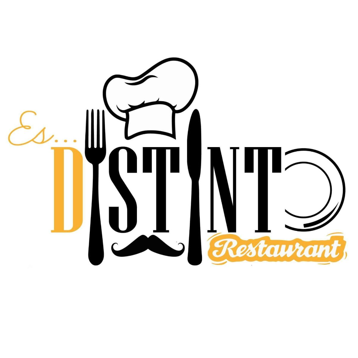 logo_Es Distinto Restaurant