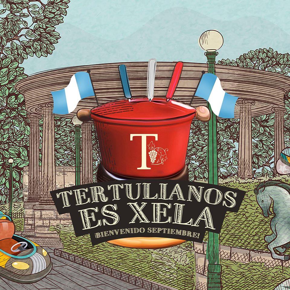 logo_Restaurante Tertulianos, Chalet-Cocina Bistro