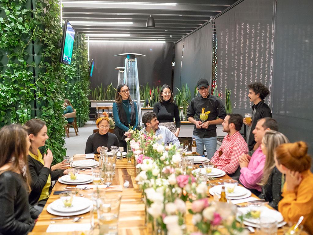 Multiplicidad De Sabores En El Mercado De Avia Foodie Tourfoodie Tour