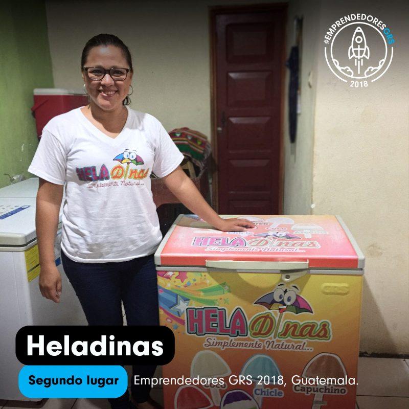 Heladinas